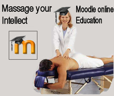 massage your mind with moodle